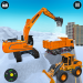 Download Heavy Excavator & Dozer Simulator · Snow JCB Game 1.20 APK