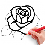 Download How To Draw Flowers 1.0.25 APK