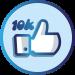 Download Liker App Blue 2.3.0 APK