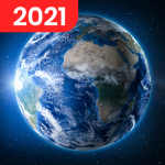 Download Live Earth Map – Satellite View, World Map 3D 2.3.8 APK