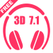 Download Music Player 3D Surround 7.1 (FREE) 2.0.71 APK