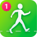 Download Pedometer for walking – Step Counter 2.6 APK