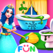 Download Princess Home Girls Cleaning – Home Clean up Games 2.1 APK