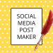 Download Social Media Post Maker, Thumbnail Maker 39.0 APK
