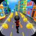 Download Subway Ninja Run:Surfer in the road 2.0 APK
