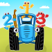 Download The Blue Tractor: Fun Learning Games for Toddlers 1.1.7 APK