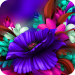 Download Themes app for  S6 Purple Bloom flower 3.9.9 APK
