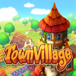 Download Town Village: Farm, Build, Trade, Harvest City 1.9.6 APK
