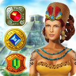 Download Treasure of Montezuma – 3 in a row games free 1.0.29 APK