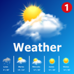 Download Weather Forecast – Weather Live, Accurate Weather 6.8 APK