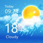 Download Weather forecast – Weather & Weather radar 2.3.2 APK