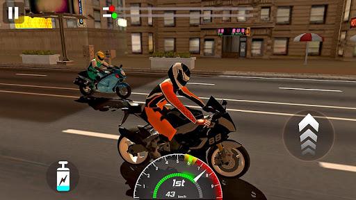 Drag Bike Racers v9.2 screenshots 6
