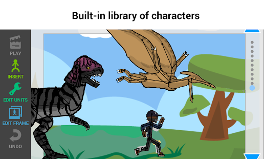 Draw Cartoons 2 Skeletal Animation Studio v0.17.5 screenshots 4