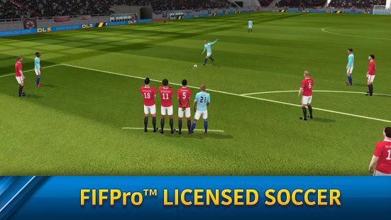 Dream League Soccer v6.13 screenshots 1