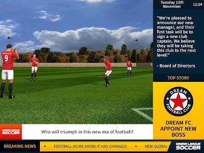 Dream League Soccer v6.13 screenshots 13