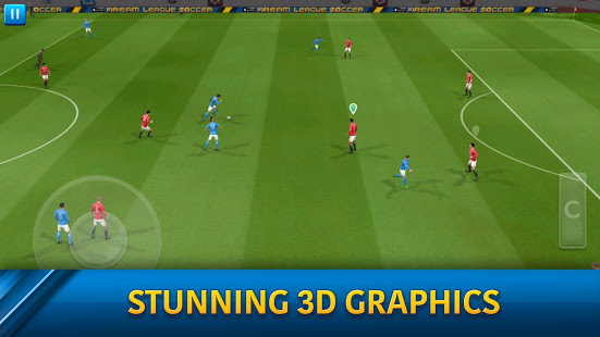 Dream League Soccer v6.13 screenshots 2