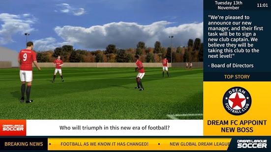 Dream League Soccer v6.13 screenshots 3