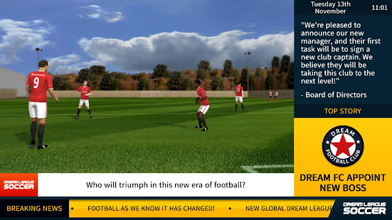 Dream League Soccer v6.13 screenshots 8