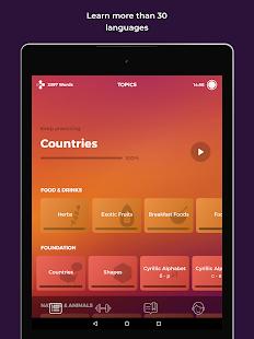 Drops Language Learning – A Kahoot Game v35.82 screenshots 15