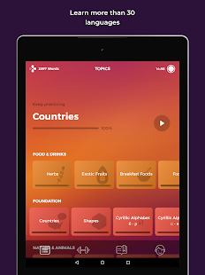 Drops Language Learning – A Kahoot Game v35.82 screenshots 7