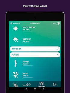 Drops Language Learning – A Kahoot Game v35.82 screenshots 8