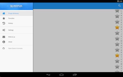 Drugs Dictionary Free v3.7.7 screenshots 18