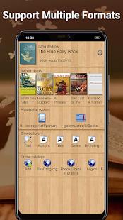 EBook Reader amp Free ePub Books v3.6.1 screenshots 1
