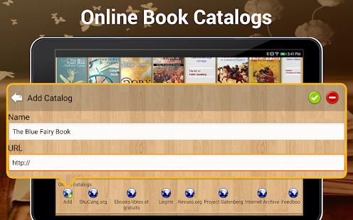 EBook Reader amp Free ePub Books v3.6.1 screenshots 13