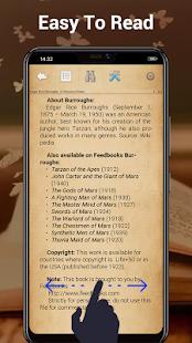 EBook Reader amp Free ePub Books v3.6.1 screenshots 2