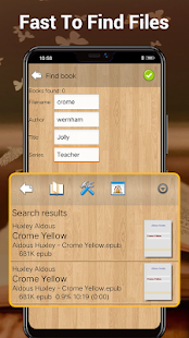 EBook Reader amp Free ePub Books v3.6.1 screenshots 6