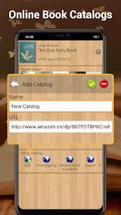 EBook Reader amp Free ePub Books v3.6.1 screenshots 7