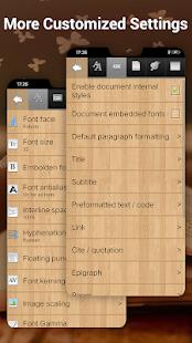 EBook Reader amp Free ePub Books v3.6.1 screenshots 8