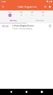 ESMO Events v7.5 screenshots 3