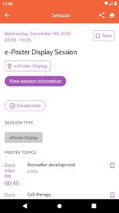 ESMO Events v7.5 screenshots 4
