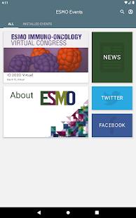 ESMO Events v7.5 screenshots 5