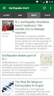 Earthquake Alert v3.0.4 screenshots 3