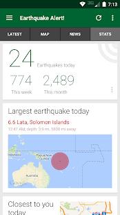 Earthquake Alert v3.0.4 screenshots 4