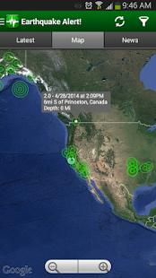 Earthquake Alert v3.0.4 screenshots 5