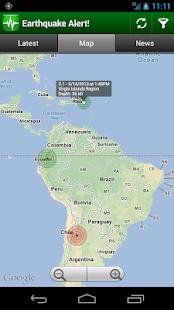 Earthquake Alert v3.0.4 screenshots 8