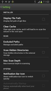 Easy Installer – Apps On SD v screenshots 6