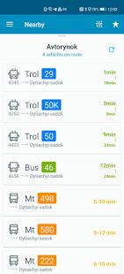 EasyWay public transport v5.0.0 screenshots 3