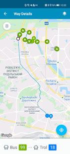 EasyWay public transport v5.0.0 screenshots 5