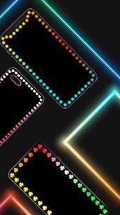 Edge Lighting Colors – Round Colors Galaxy v10.0 screenshots 2