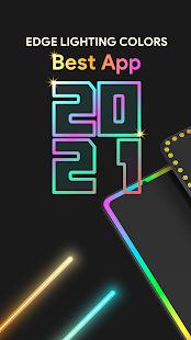Edge Lighting Colors – Round Colors Galaxy v10.0 screenshots 3