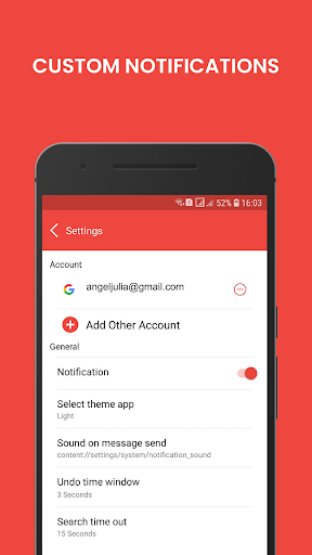 Email – Mail for Outlook amp All Mailbox v3.1 screenshots 7