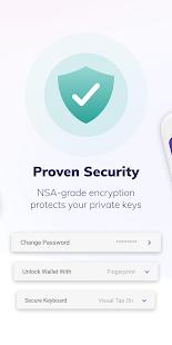 Enjin Bitcoin Ethereum NFT Crypto Wallet v1.15.0-r screenshots 7