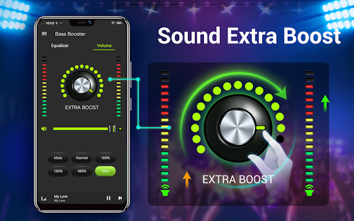 Equalizer — Bass Booster amp Volume EQ ampVirtualizer v1.7.2 screenshots 13