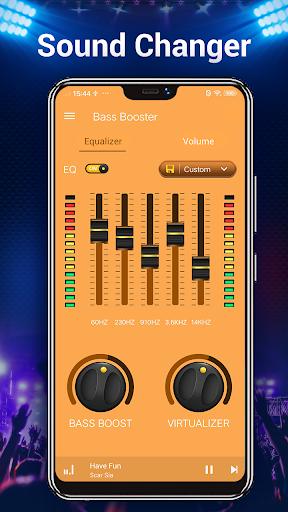 Equalizer — Bass Booster amp Volume EQ ampVirtualizer v1.7.2 screenshots 5