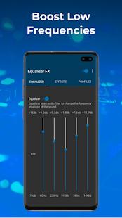 Equalizer FX Music Equalizer amp Volume Booster v3.7.10.1 screenshots 3