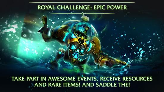 Era of Legends epic blizzard of war and adventure v screenshots 1